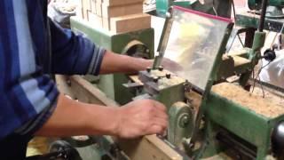 getlinkyoutube.com-Torno copiador para madera