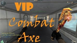 getlinkyoutube.com-CrossFire China - VIP Combat Axe Beast gameplay