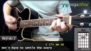Creed - What's This Life For (Aula de violão) - TV Pega Cifras