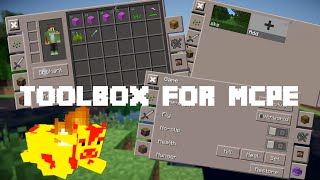 getlinkyoutube.com-Toolbox For Minecraft: PE [MCPE 0.12.1] Gelişmiş Too Many İtems Modu | Ayrıntılı | Magma Hayvanlar!