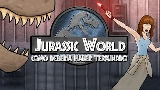 getlinkyoutube.com-Como Jurassic World Debería Haber Terminado