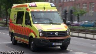 13x Ambulance Budapest