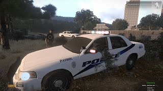 getlinkyoutube.com-Lakeside Police Roleplay - Arma 3 - Episode 1