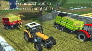 Farming Simulator 2013. QQ-rydza na kiszonkę MP