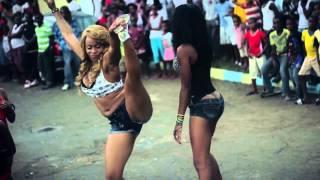 QQ - Ghetto Gal [Official Music Video HD] width=