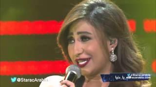 getlinkyoutube.com-بوسي و محمد عباس - اه يا دنيا - البرايم 12 من ستار اكاديمي 11