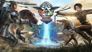 getlinkyoutube.com-Ark Survival of the Fittest [206.2] - Hunger Games ไหมหล่ะมิง