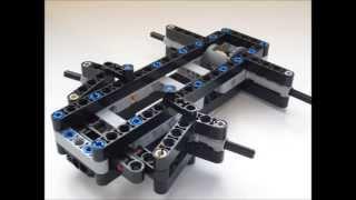 LEGO Small PF Car Instructions