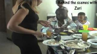 getlinkyoutube.com-Behind the Scenes with Zari Part 3 with Baby King Dalvin on UGPulse.com Ugandan Music