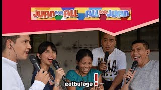 Juan For All, All For Juan Sugod Bahay | February 1, 2018