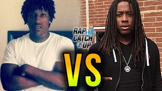 RICO RECKLEZZ DISSES TAY600 OVER ZACKTV INTERVIEW: TWITTER BEEF