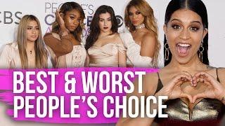 getlinkyoutube.com-Best & Worst Dressed People's Choice Awards 2017 (Dirty Laundry)