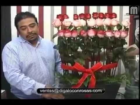como hacer un arreglos florales paso a paso www.digaloconrosas.com
