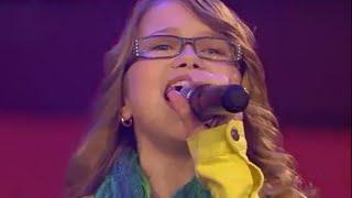 getlinkyoutube.com-Laura Kamhuber, Luisa, Laurin - Because Of You   The Voice Kids 2013 - Battle