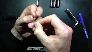 How to make an authentic Joule Thief.