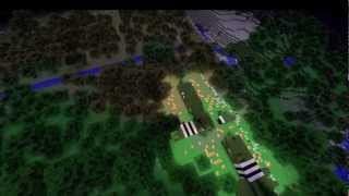 getlinkyoutube.com-▼ Minecraft D-Day Normandie Omaha Beach 1944 (Film / Movie) ▼