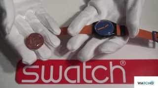 getlinkyoutube.com-How to replace battery in a Swatch watch