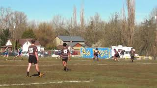 Liberty Rugby 2018 JV vs Tacoma 3-10-2018