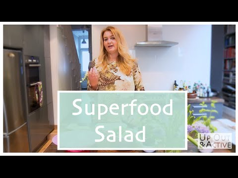 Anna's Kitchen | Superfood Salad | SLiNK magazine