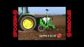 SFOGGIA KAPPA Mechanical Seed Drill Exclusively distributed by AMIA Ltd www.agrimarketia.com