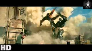 getlinkyoutube.com-Transformers 4 2014 Optimus Prime Vs Lockdown Batalla Final Latino HD