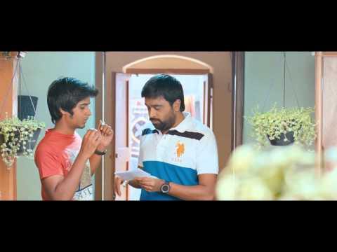 Bramman   Tamil Movie   Scenes   Clips   Comedy   Songs   Arjunan kisses Malavika Menon