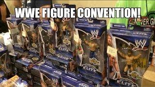 getlinkyoutube.com-WWE ACTION INSIDER: Wrestling Figure Hunting at Legends of the Ring Convention! Mattel Elites
