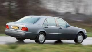getlinkyoutube.com-Klokje Rond - Mercedes 600 SEL