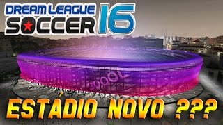 getlinkyoutube.com-Melhorando Estádio e Uniforme - Dream League Soccer 2016 (Mobile) EP03