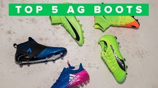 getlinkyoutube.com-TOP 5 AG BOOTS | Why not to use FG boots on artifical grass