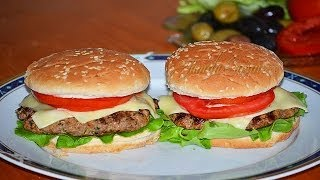 getlinkyoutube.com-Reteta Hamburger | JamilaCuisine