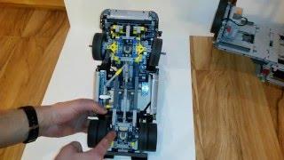 getlinkyoutube.com-Lego Technic 42043 Model-B 4x4 MOD