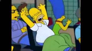 getlinkyoutube.com-Los Simpson: Marge no siento las piernas!!!