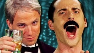 getlinkyoutube.com-Frank Sinatra vs Freddie Mercury - Epic Rap Battles of History Season 2