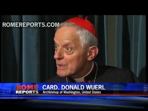 Card  Wuerl  Secularization is like a tsunami that destroys everything before it