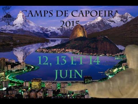 Capoeir'Alpes Camps 2015