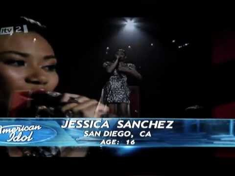 Jessica Sanchez - Sweet Dreams By Beyonce American Idol 2012 Liveshow5