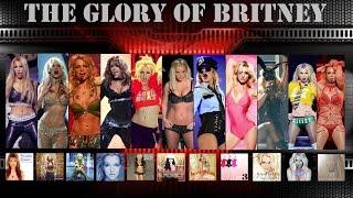 getlinkyoutube.com-Britney Spears 2017 Megamix The Glory Of Britney
