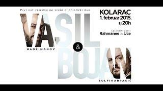 Bojan Zulfikarpašić i Vasil Hadžimanov | pijanistički duo | Kolarac 1.2.2015. [RTS Digital] (1. deo)