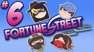 Fortune Street: A Lot of Gold - PART 6 - Steam Rolled