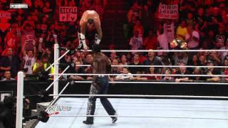 getlinkyoutube.com-Raw - CM Punk vs. R-Truth