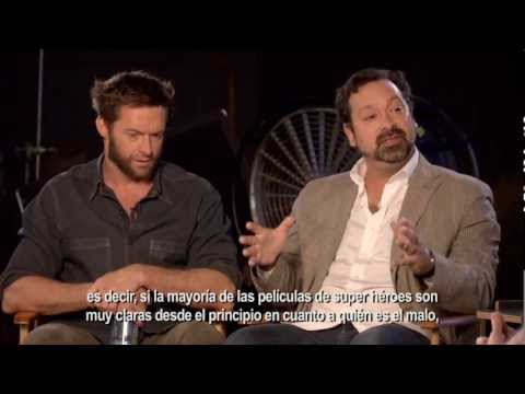 Chat con Hugh Jackman y James Mangold -