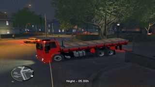 FORD CARGO GTA 4