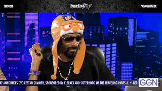 Snoop Dogg - GGN News S. 3 Ep. 17 (I Believe My Dick Can Fly)