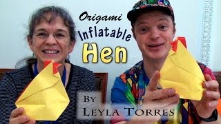 getlinkyoutube.com-Inflatable Hen by Leyla Torres