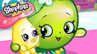 SHOPKINS - BABYSITTER BLUES | Cartoons For Kids | Toys For Kids | Shopkins Cartoon