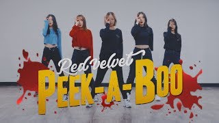 Red Velvet 레드벨벳 'Peek-A-Boo(피카부)' | 댄스커버 DANCE COVER MIRRORED @MTY
