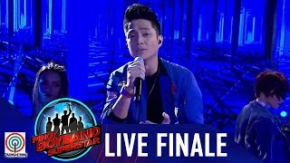 "Pinoy Boyband Superstar Grand Reveal: Ford Valencia - ""Without You"""