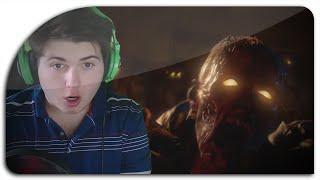getlinkyoutube.com-Zombie Youtubers React: Black Ops 3 Reveal Trailer (BO3 Reaction w/ MrTLexify, JohnyJ25 & more!)