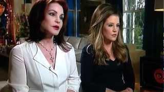 getlinkyoutube.com-PRISCILLA and LISA MARIE Discuss ELVIS on TODAY, Elvis Week, 2012
